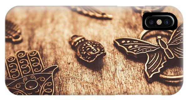 Spirituality iPhone Case - Symbols Of Zen by Jorgo Photography - Wall Art Gallery