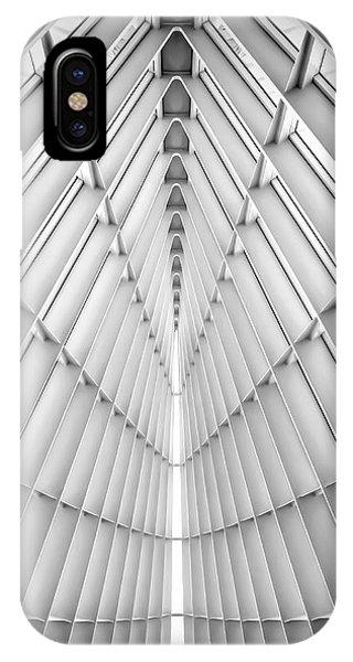 Symmetry iPhone Case - Symmetry by Scott Norris