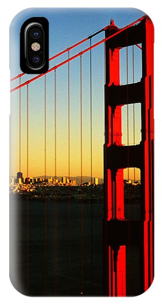 Symphonie In Steel IPhone Case