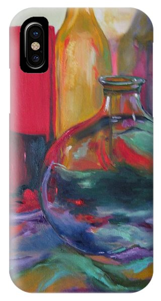 Symphony Of Vases IPhone Case