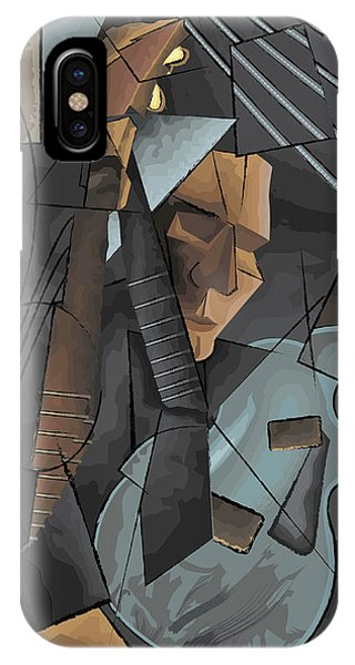Syncopation IPhone Case