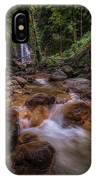 Syndicate Falls 1 IPhone Case