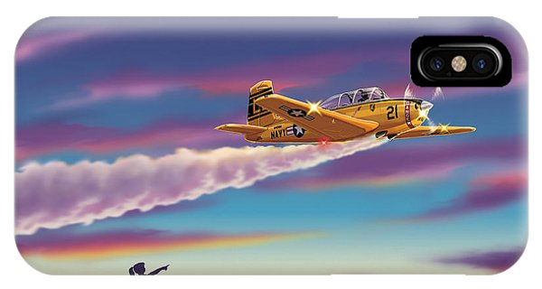 T-34 Night Show Phone Case by Barry Munden