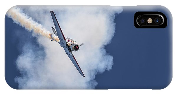 T-6 Texan IPhone Case
