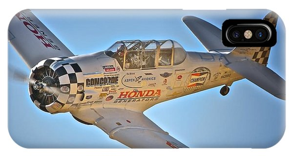 T-6 Texan Race 90 IPhone Case