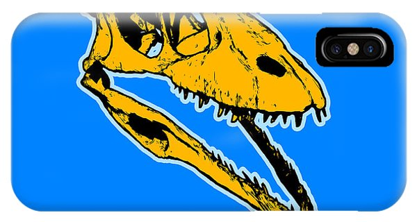 T-rex Graphic IPhone Case