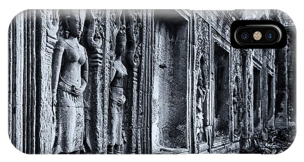 Ta Phrom Cambodia IPhone Case