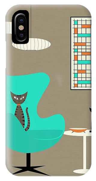Tabby IPhone Case