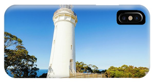 Navigation iPhone Case - Table Cape Architecture by Jorgo Photography - Wall Art Gallery