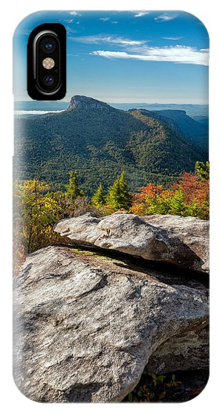 Table Rock Fall Morning IPhone Case