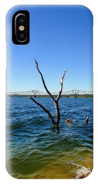 Table Rock Lake Kimberling City IPhone Case
