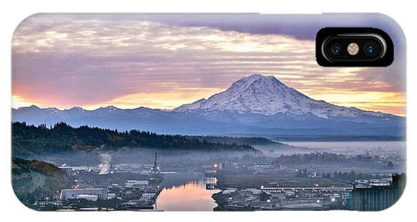 Tacoma Dawn IPhone Case
