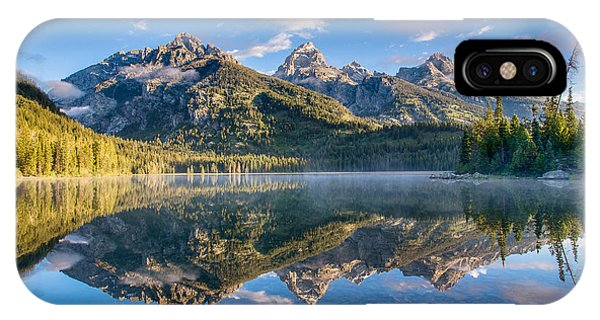 Taggart Lake IPhone Case