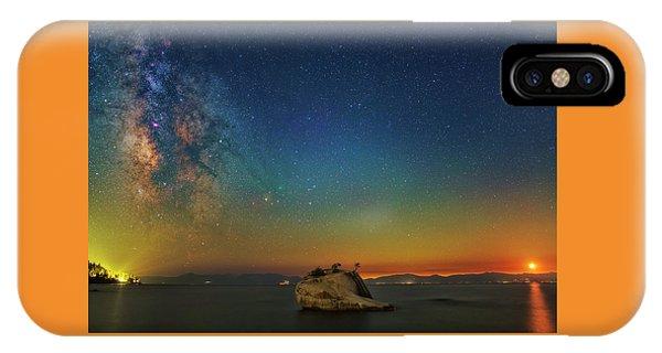 Tahoe Nights IPhone Case