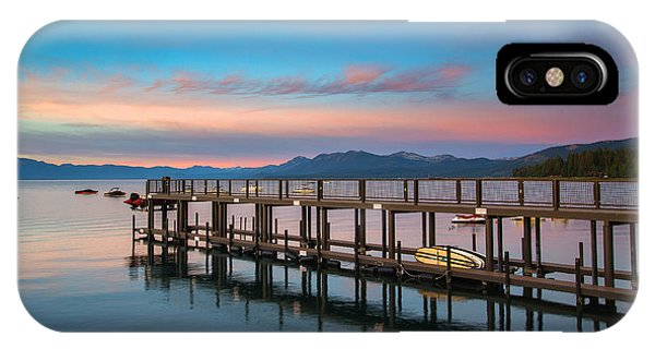 Tahoe Vista  IPhone Case