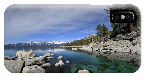 IPhone Case featuring the photograph Tahoe Wow by Sean Sarsfield