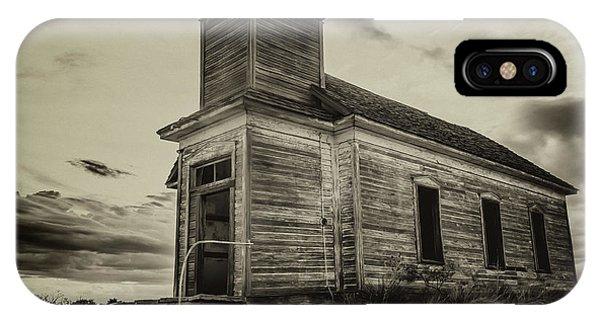 Taiban Presbyterian Church, New Mexico #2 IPhone Case