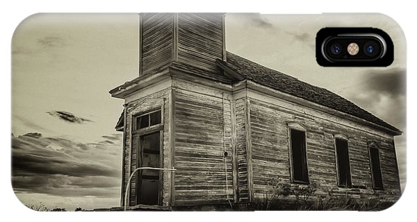 Taiban Presbyterian Church, New Mexico #2 IPhone Case
