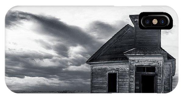 Taiban Presbyterian Church, New Mexico #3 IPhone Case