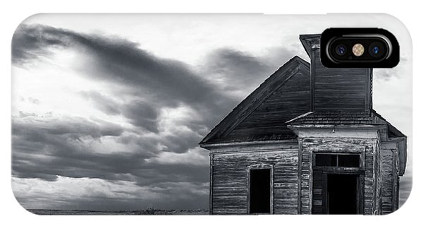 Taiban Presbyterian Church, New Mexico #3 IPhone Case
