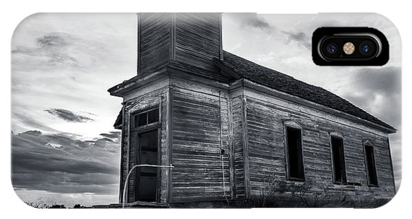 Taiban Presbyterian Church, New Mexico IPhone Case