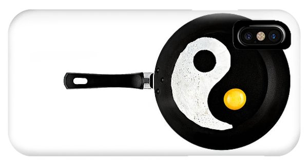 Taijitu IPhone Case