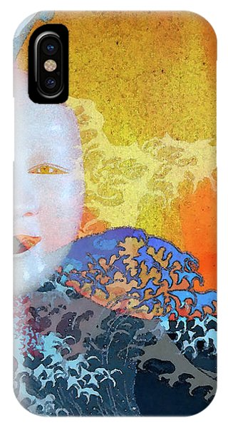 Spirituality iPhone Case - Taiko Drumming by Stacey Chiew