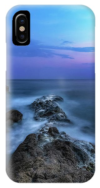 Tail Of The Dragon IPhone Case