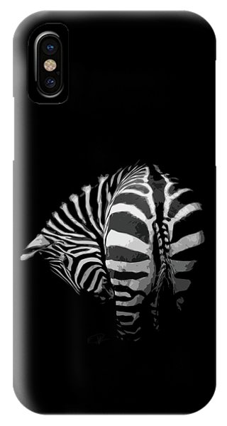 Equine iPhone Case - Take A Bow by Paul Neville