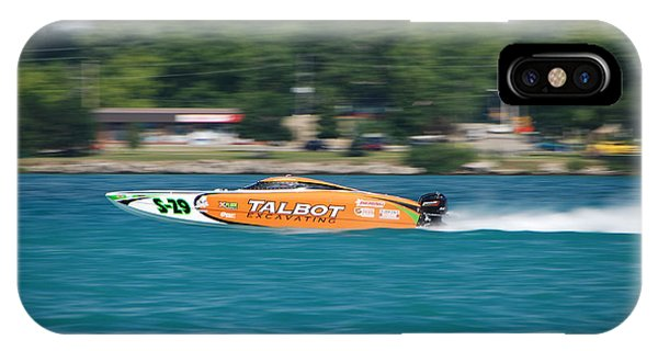 Talbot Offshore Racing IPhone Case