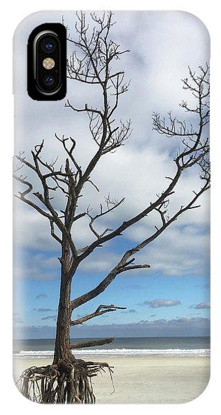 Talbot Stilt Tree #1 IPhone Case