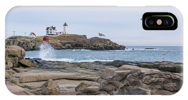 Tale Of Two Lighthouse IPhone Case