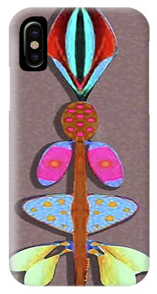 Talking Stick IPhone Case