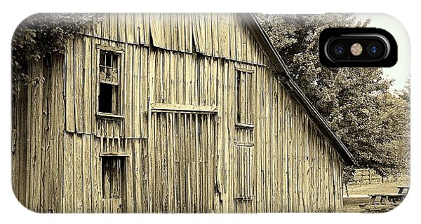 Tall Barn IPhone Case