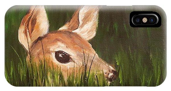Tall Grass    #63 IPhone Case