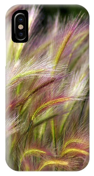 Plants iPhone Case - Tall Grass by Marty Koch