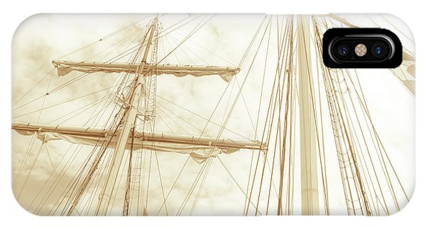Tall Ship - 1 IPhone Case