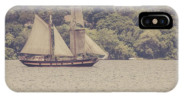 Tall Ship - 2 IPhone Case