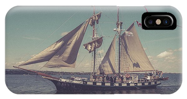 Tall Ship - 4 IPhone Case