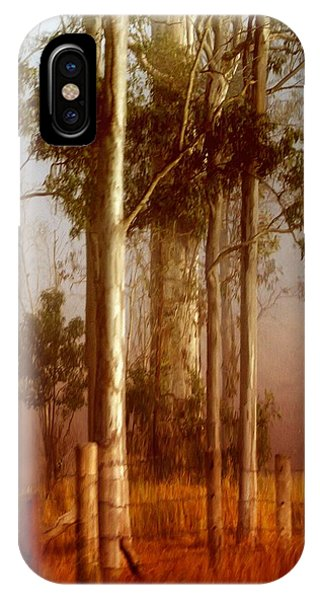iPhone Case - Tall Timbers by Holly Kempe