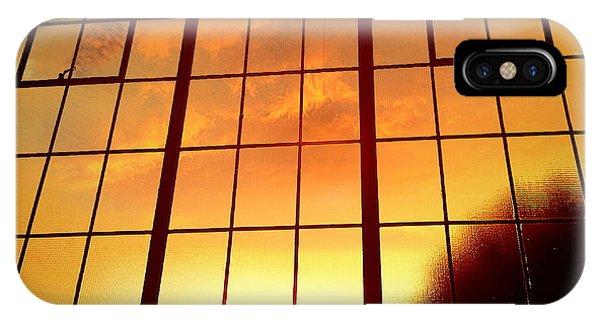 Tall Windows #1 Phone Case by Maxim Tzinman
