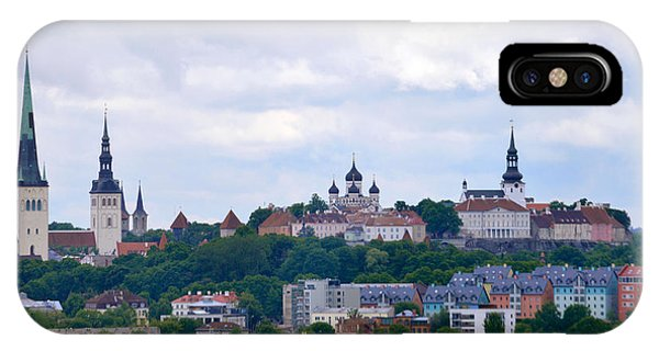 Tallinn Estonia. IPhone Case