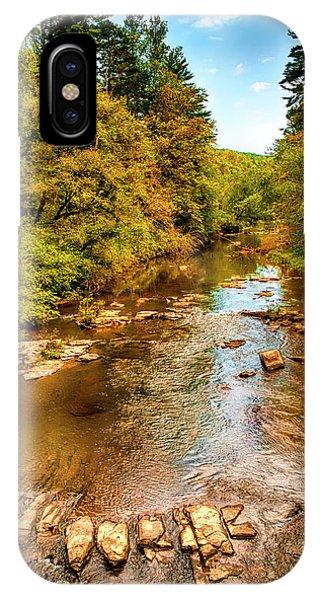 Tallulah River IPhone Case