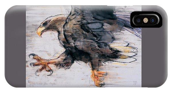 Talons   White Tailed Sea Eagle IPhone Case