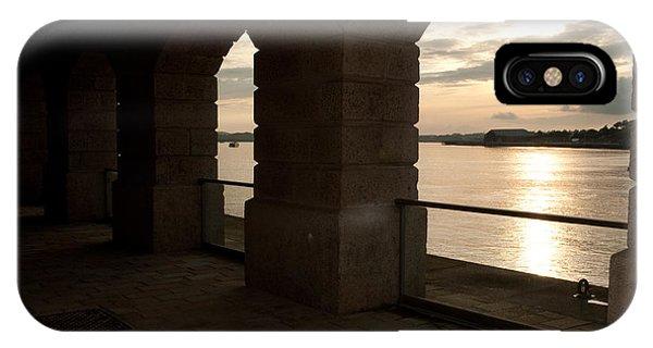 Tamar Estuary Sunset IPhone Case