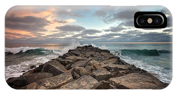 iPhone Case - Tamarack Jetty by Ann Patterson