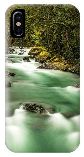 Tamihi Creek IPhone Case