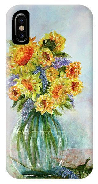 Tammy's Bouquet IPhone Case