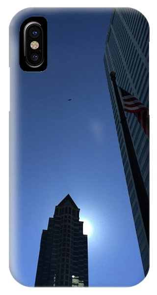 Tampa At Noon On A Monday IPhone Case