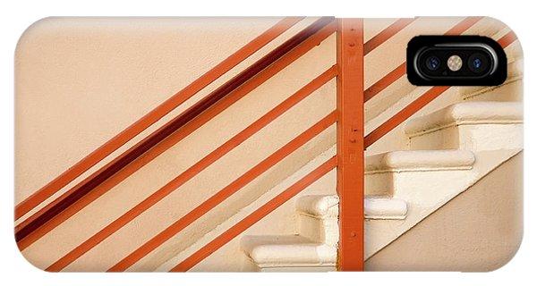 Tan Stairs Venice Beach California IPhone Case